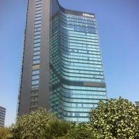 Das Foto wurde bei Hilton Istanbul Bomonti Hotel & Conference Center von Alper K. am 9/10/2013 aufgenommen