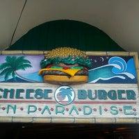 Cheeseburger In Paradise - Waikiki - Honolulu, HI