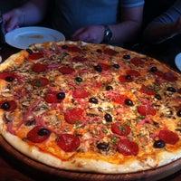Снимок сделан в Trattoria Chili Pizza пользователем Sashu L. 4/19/2013