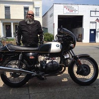 Velocity Vintage Motorcycles - Carytown - Museum District