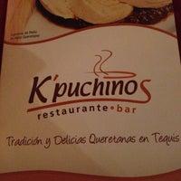 Das Foto wurde bei Kpuchinos von Alberto V. am 1/14/2013 aufgenommen