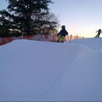 Foto tirada no(a) Chicopee Ski & Summer Resort por Brendan L. em 2/6/2013