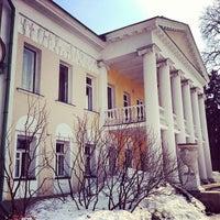 Foto tomada en Музей-заповедник «Горки Ленинские» por Владимир Я. el 4/14/2013