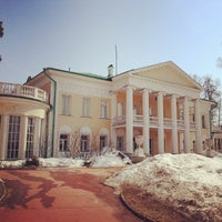 Photo prise au Музей-заповедник «Горки Ленинские» par Владимир Я. le4/14/2013