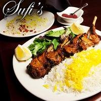 Foto scattata a Sufi's Restaurant da Sufi's Restaurant il 1/22/2014
