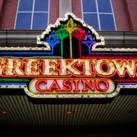 Das Foto wurde bei Greektown Casino-Hotel von DeAndre M. am 1/12/2013 aufgenommen
