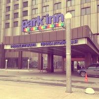 Снимок сделан в Park Inn by Radisson Прибалтийская пользователем Alina 🐝 S. 4/13/2013