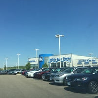 Photo Taken At Wilde East Towne Honda By Dave S On 5 22