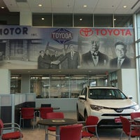 Photo Taken At Tejas Toyota By James Quot Jimquot