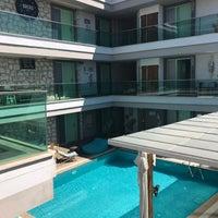 Das Foto wurde bei Brera boutique otel von Büşra A. am 9/2/2017 aufgenommen