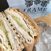 Снимок сделан в Frame Gourmet Eatery пользователем Andrea M. 9/12/2018