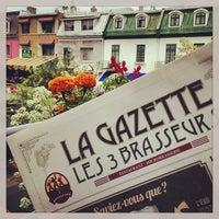 Foto scattata a Les 3 Brasseurs da Simon R. il 7/4/2013