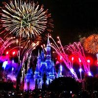 Снимок сделан в Magic Kingdom® Park пользователем Michael C. 1/1/2013