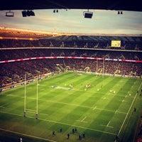 Das Foto wurde bei Twickenham Stadium von Paul P. am 2/2/2013 aufgenommen
