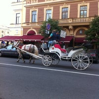 Foto tomada en Belmond Grand Hotel Europe por Irina K. el 7/29/2013