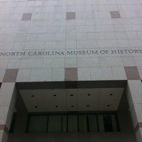 Das Foto wurde bei North Carolina Museum of History von Davin G. am 3/23/2013 aufgenommen