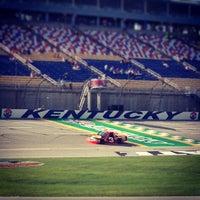 6/27/2013에 Jason B.님이 Kentucky Speedway에서 찍은 사진