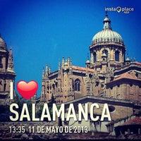 Foto tomada en Catedral de Salamanca por Eduardo B. el 5/11/2013