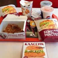 Снимок сделан в KFC пользователем Roman S. 7/15/2014