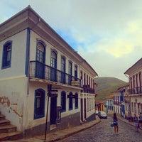 Das Foto wurde bei Centro Histórico de Ouro Preto von Germano B. am 5/2/2015 aufgenommen