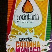 รูปภาพถ่ายที่ Coxinharia Snack Bar โดย Natália A. เมื่อ 5/24/2013