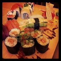 Das Foto wurde bei goko - japanisches restaurant von Andreas S. am 12/30/2012 aufgenommen