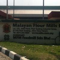 Malayan Flour Mills M Bhd Pasir Gudang Johor