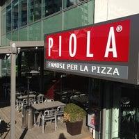 Photo prise au Piola Pizza par Sinan Ç. le1/20/2013