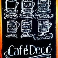 Photo prise au Café Decó par Ulises H. le5/29/2014
