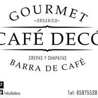 Photo prise au Café Decó par Ulises H. le2/17/2015