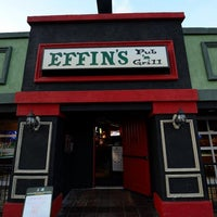Photo prise au Effins Pub & Grill par Effins Pub and Grill le1/15/2013