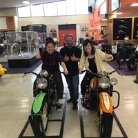Photo prise au Motorcyclepedia Museum par Yoshi T. le5/4/2019