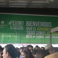 Foto tirada no(a) #FEVINO el Festival del Vino Mexicano por Aida D. em 6/8/2013