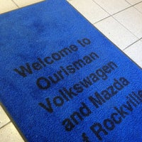 Ourisman VW Rockville >> Ourisman Mazda Of Rockville Auto Dealership In Central