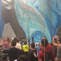 Foto scattata a Sender One Climbing, Yoga and Fitness da Henry D. il 6/15/2013