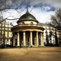 Photo prise au Parc Monceau par Bois H. le4/9/2013