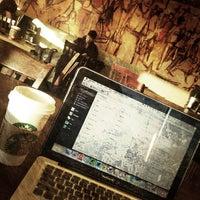 Photo taken at Starbucks by MoniQue on 1/14/2013