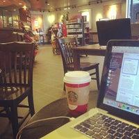 Photo taken at Starbucks by MoniQue on 12/10/2012