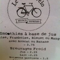 Photo prise au Le Vieux Vélo par Léa R. le3/16/2013