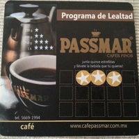 Foto scattata a Café Passmar da Tetzkatekuhtli K. il 2/9/2013