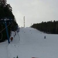 2/24/2013 tarihinde Nikolai K.ziyaretçi tarafından ГЛК Гора Пильная'de çekilen fotoğraf