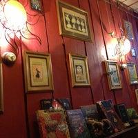 7/28/2013 tarihinde Natka V.ziyaretçi tarafından Кофейня «Кардамон» и лавка «Коллекция Пустяков»'de çekilen fotoğraf