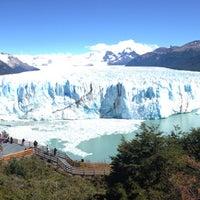 Foto tomada en Administración Parque Nacional Los Glaciares por Mariana M. el 2/9/2013