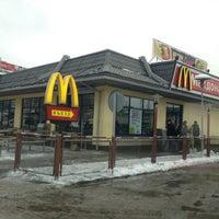 Снимок сделан в McDonald's пользователем Валерий 2/6/2013
