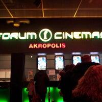 2/16/2013 tarihinde Kristina P.ziyaretçi tarafından Forum Cinemas Akropolis'de çekilen fotoğraf