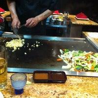6/26/2013 tarihinde Wil C.ziyaretçi tarafından Ohjah Japanese Steakhouse'de çekilen fotoğraf