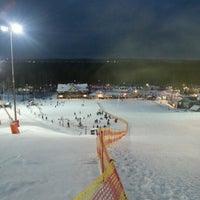 2/2/2013 tarihinde Mark S.ziyaretçi tarafından Охта Парк'de çekilen fotoğraf