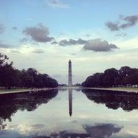 รูปภาพถ่ายที่ อนุสาวรีย์วอชิงตัน โดย Hussein M. เมื่อ 7/23/2013