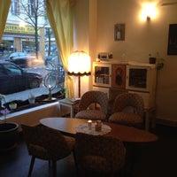 11/23/2013 tarihinde Café Juleziyaretçi tarafından Café Jule'de çekilen fotoğraf