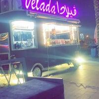 Food Truck Gathering at Riyadh Public Transport Exhibition